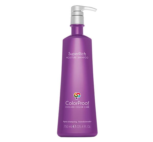 SuperRich Moisture Shampoo 25.4oz ColorProof