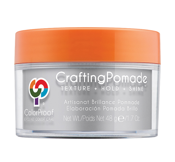 Craftingpomade Texture + Hold + Shine 1.7oz COLORPROOF