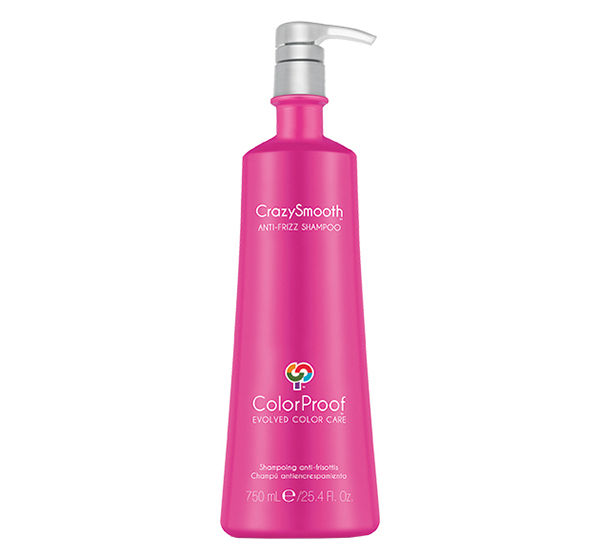 CrazySmooth Anti-Frizz Shampoo 25.4oz ColorProof