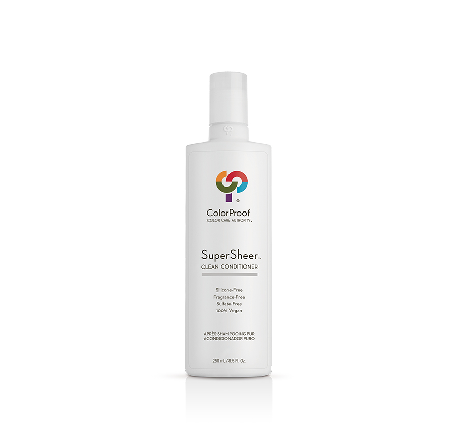 Supersheer Clean Condition 8.5oz COLORPROOF