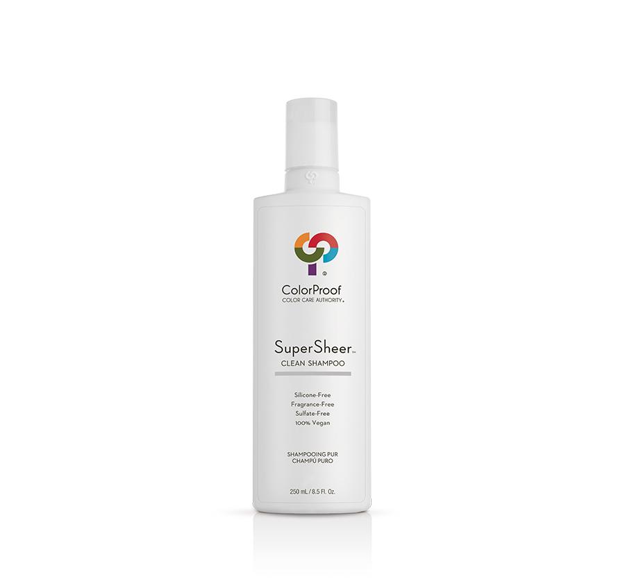 Supersheer Clean Shampoo 8.5oz COLORPROOF