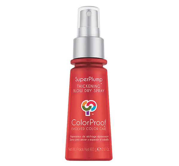 ColorProof SuperPlump Thickening Blow Dry Spray 2oz