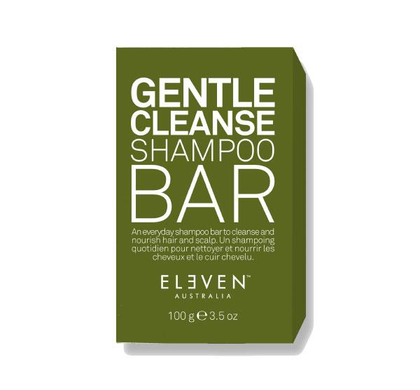 Gentle Cleanse Shampoo Bar 3.5oz Eleven Australia