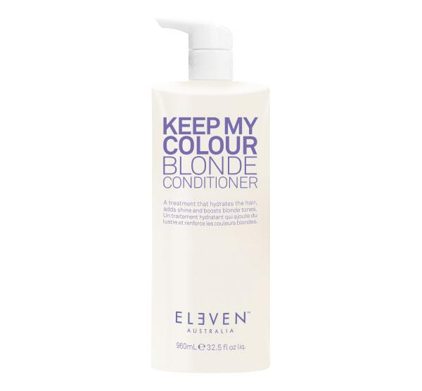 Keep My Colour Blonde Conditioner 32.5oz Eleven Australia