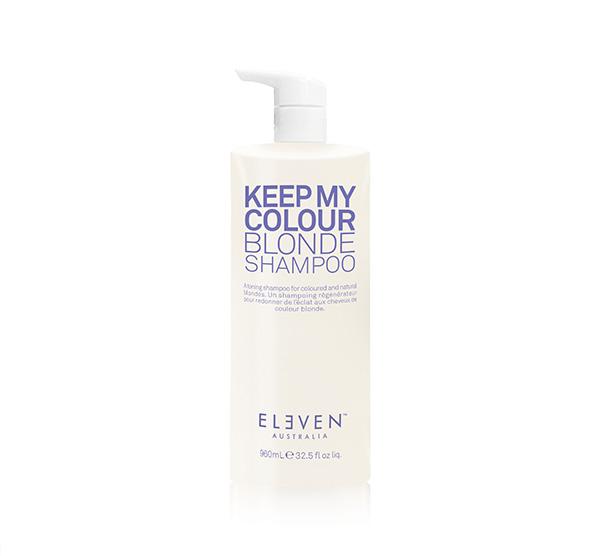 Keep My Colour Blonde Shampoo 32.5oz ELEVEN Australia