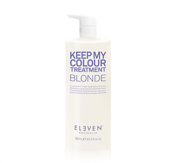 Keep My Colour Treatment  Blonde 32.5oz ELEVEN Australia