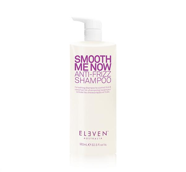 Smooth Me Now Anti-Frizz Shampoo 32.5oz ELEVEN Australia