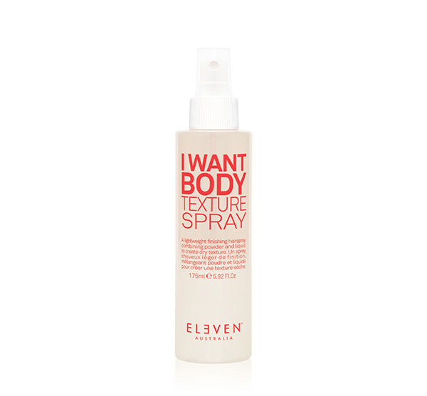 I Want Body Texture Spray 5.9oz ELEVEN