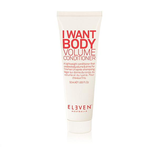 I Want Body Volume Conditioner 1.7oz For fine hair