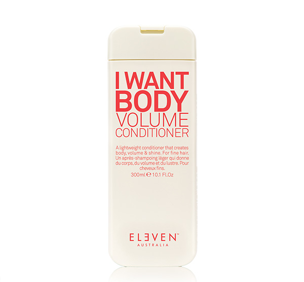 I Want Body Volume Conditioner 10.1oz ELEVEN
