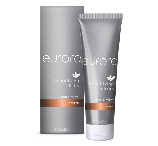 EUFORA BEAUTIFYING ELIXIRS COLOR REVIVE COPPER 5OZ