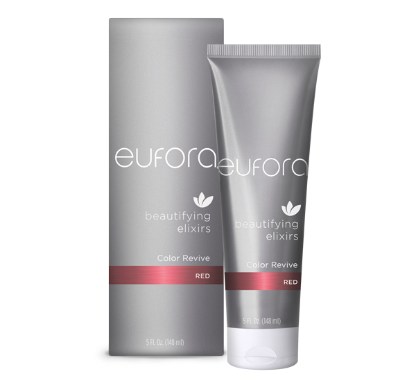 EUFORA BEAUTIFYING ELIXIRS COLOR REVIVE RED 5OZ