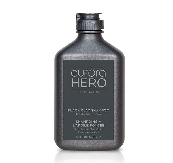 Hero Black Clay 10.1oz EUFORA