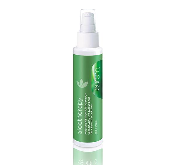 Moisture Mist for Hair & Body 6.8oz Aloetherapy
