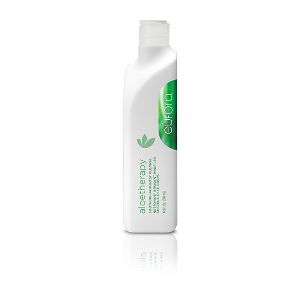 EUFORA ALOETHERAPY SOOTHING HAIR-BODY CLEANSE 16.9OZ