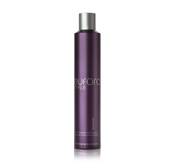 EUFORA STYLE ELEVATE FIRM WORKABLE FINISHING SPRAY 10OZ