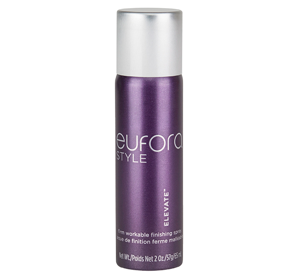 EUFORA STYLE ELEVATE FIRM WORKABLE FINISHING SPRAY 2OZ