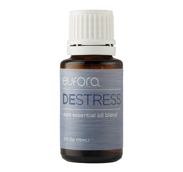 DESTRESS .5oz Lavender & Cedarwood