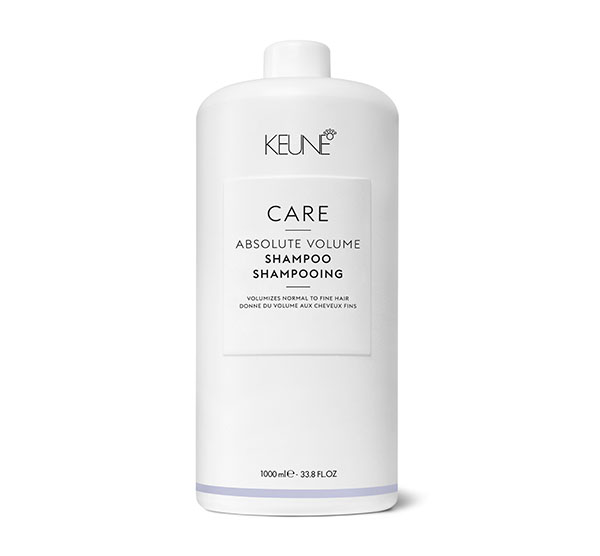Absolute Volume Shampoo 33.8oz Keune Care