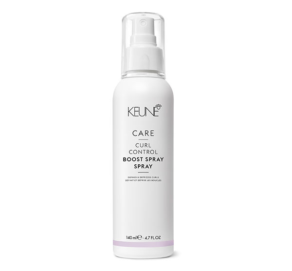 Curl Control Boost Spray 4.7oz Keune Care