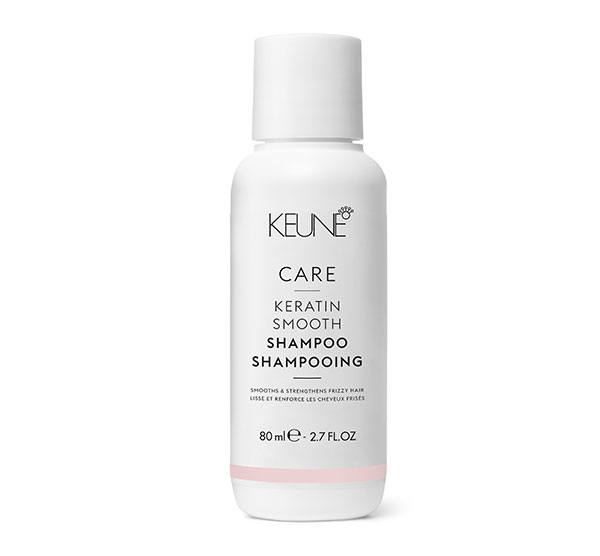 KEUNE CARE KERATIN SMOOTH SHAMPOO 2.7OZ