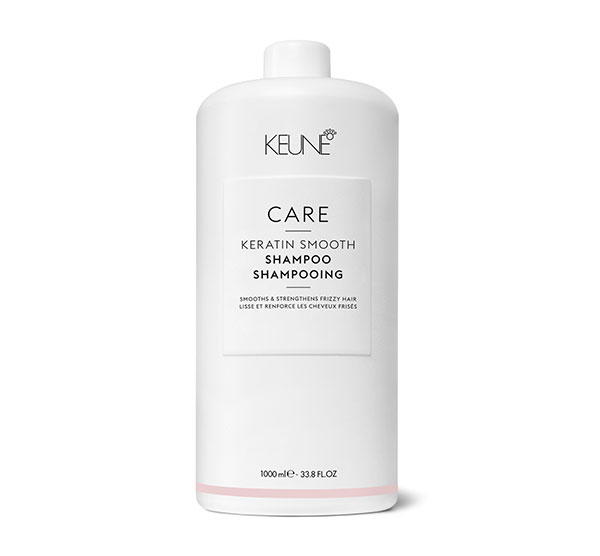 Keratin Smooth Shampoo 33.8oz Keune Care