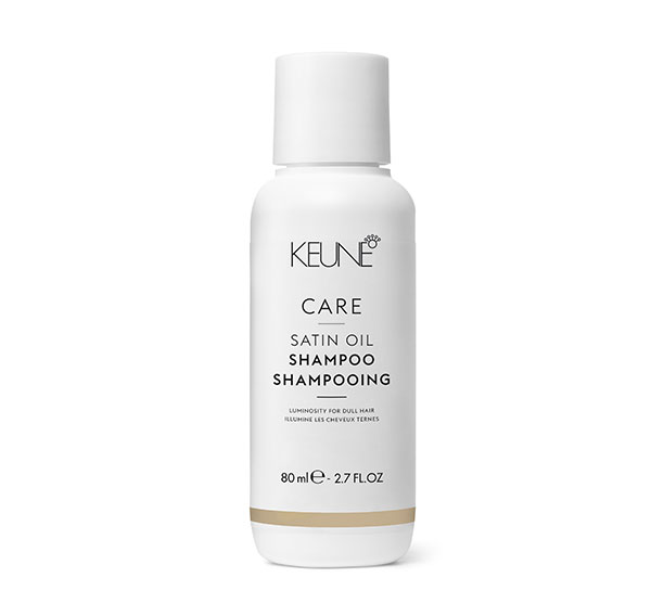 KEUNE CARE SATIN OIL SHAMPOO 2.7OZ