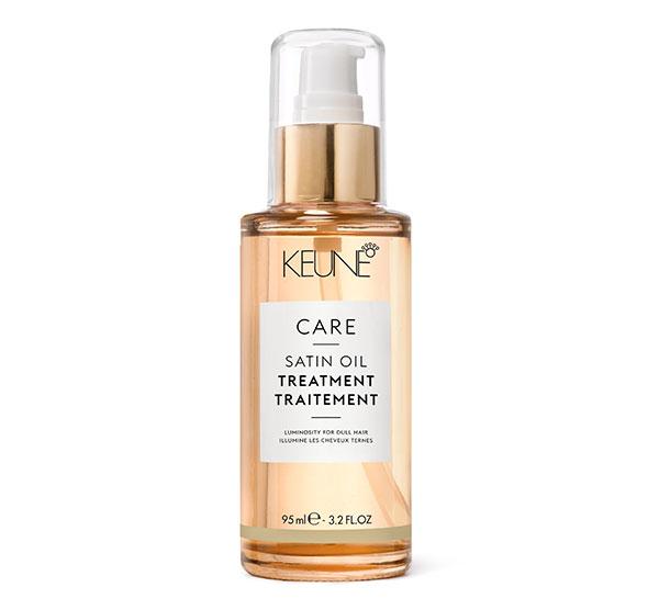 Satin Oil Treatment 3.2oz Keune Care
