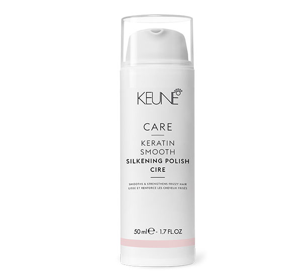Keratin Smooth Silkening Polish 1.7oz Keune Care