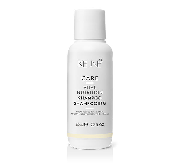 KEUNE CARE VITAL NUTRITION SHAMPOO 2.7OZ