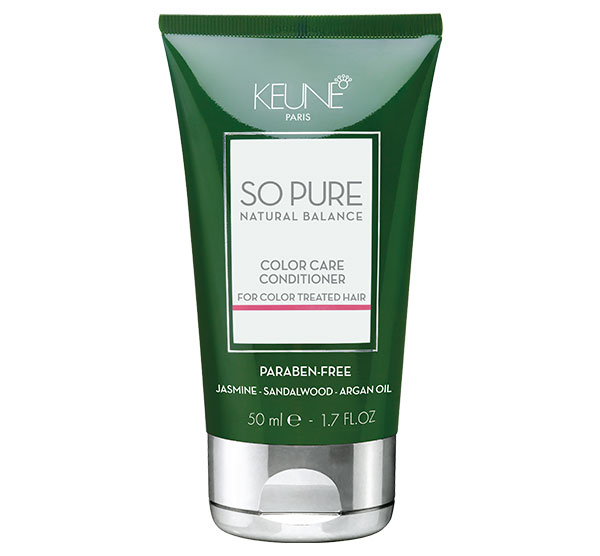 KEUNE SO PURE COLOR CARE CONDITIONER 1.7OZ