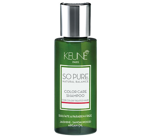 KEUNE SO PURE COLOR CARE SHAMPOO 1.7OZ