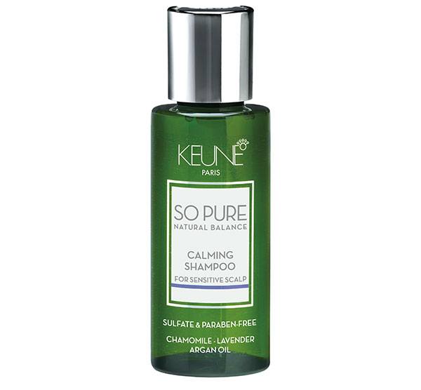 KEUNE SO PURE CALMING SHAMPOO 1.7OZ