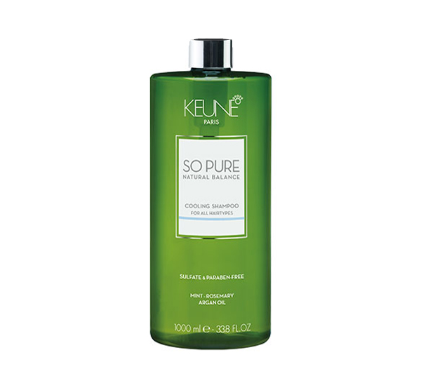 Cooling Shampoo 33.8oz Keune So Pure
