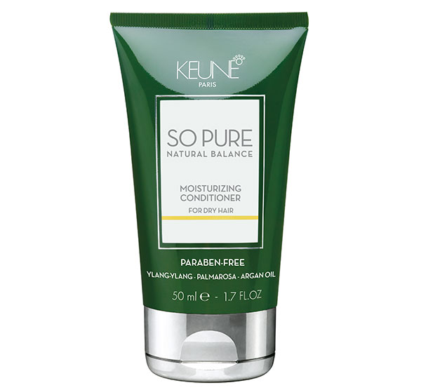 KEUNE SO PURE MOISTURIZING CONDITIONER 1.7OZ