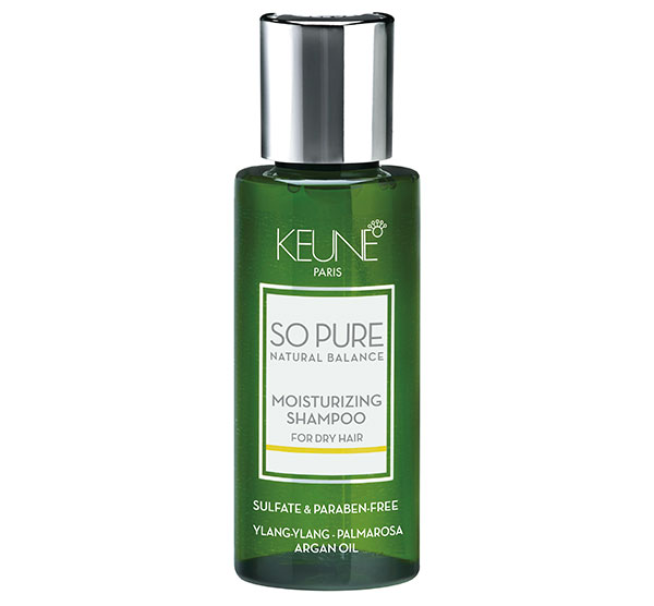 KEUNE SO PURE MOISTURIZING SHAMPOO 1.7OZ