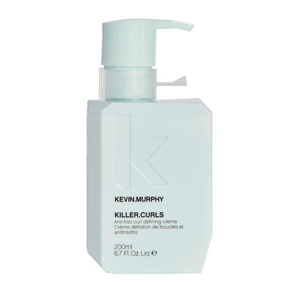 KILLER.CURLS 6.7oz Anti-frizz curl defining crème
