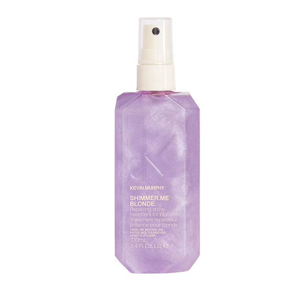 SHIMMER.ME BLONDE 3.4oz Repairing shine treatment for blondes