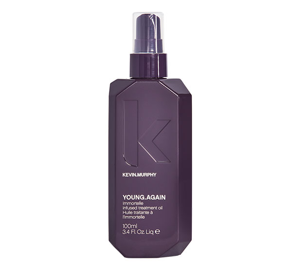 YOUNG.AGAIN 3.4oz Imomortelle infused treatment oil