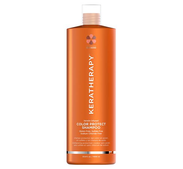 Color Protect Shampoo 33.8oz Keratherapy