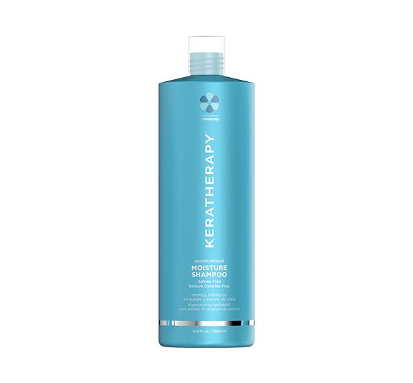 Moisture Shampoo 33.8oz Keratherapy