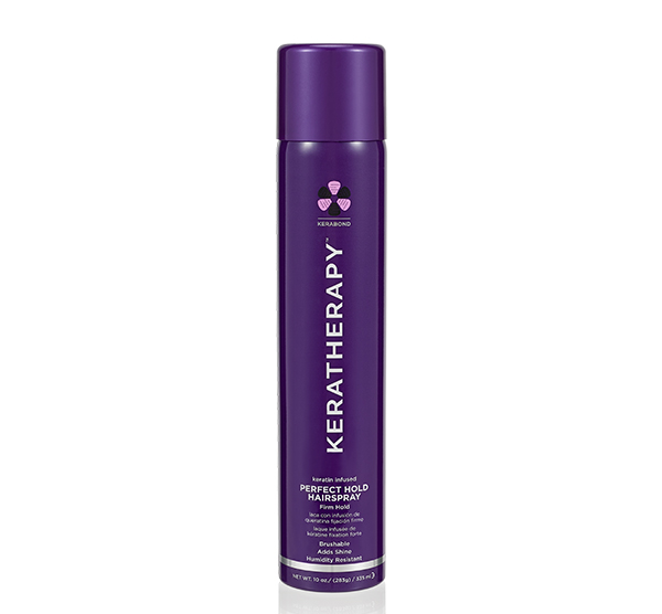 Perfect Hold Hairspray 10oz KERATHERAPY