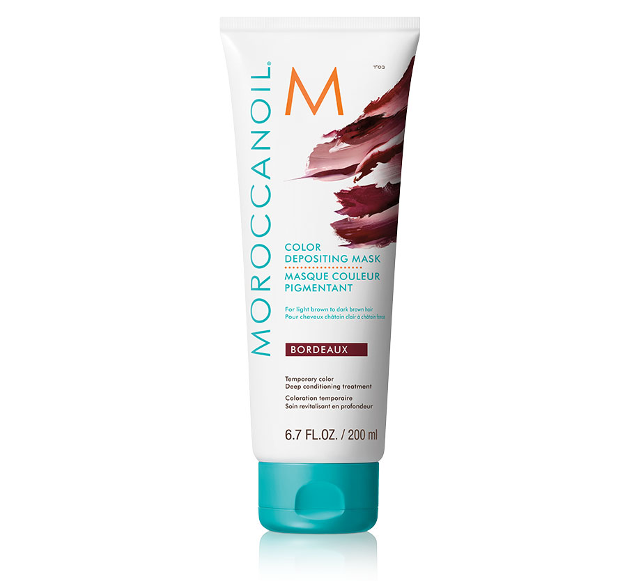 Bordeaux Color Depositing Mask 6.7oz MOROCCANOIL