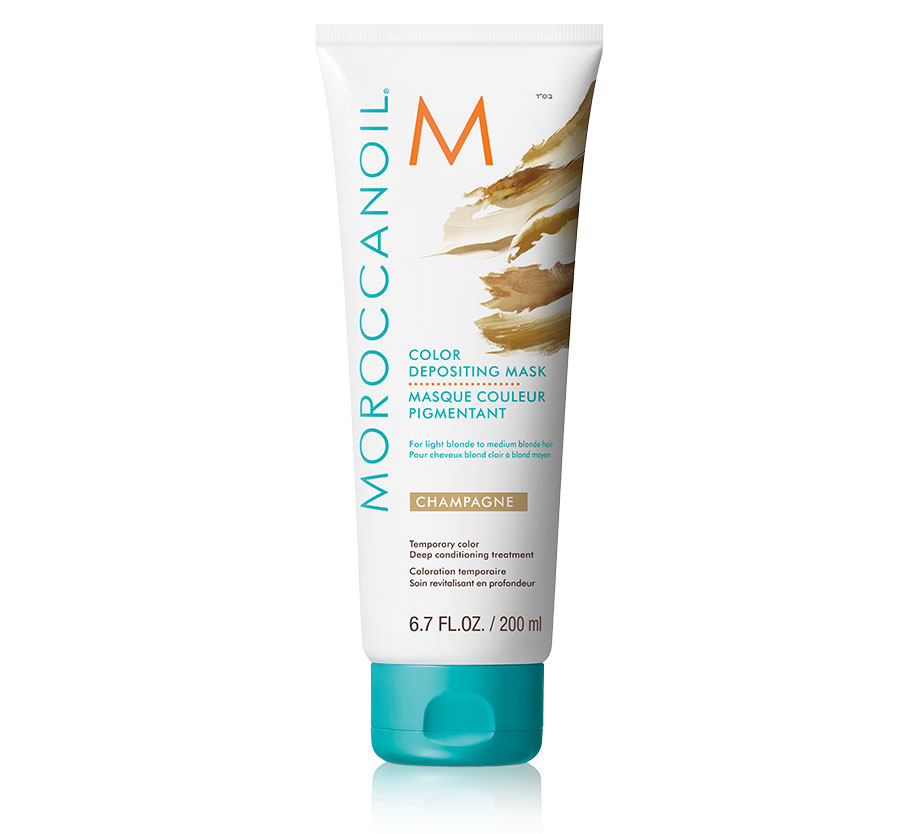 Champagne Color Depositing Mask 6.7oz MOROCCANOIL