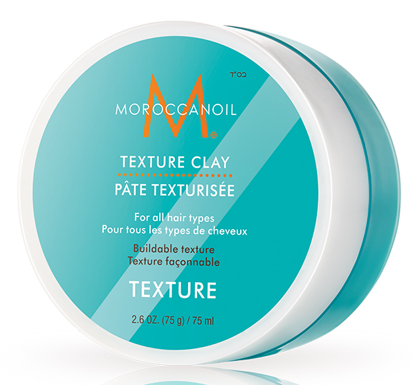 Texture Clay 2.6oz For all hair types