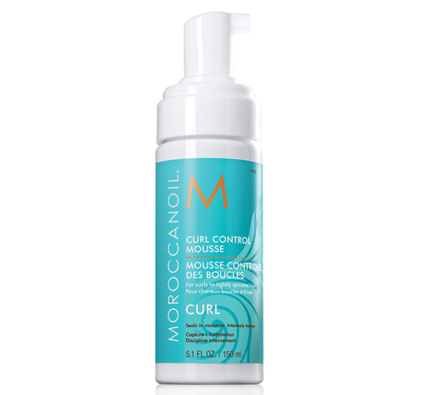 Curl Control Mousse 5.1oz For curly to tightly spiraled hair