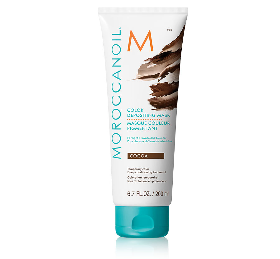 Cocoa Color Depositing Mask 6.7oz MOROCCANOIL