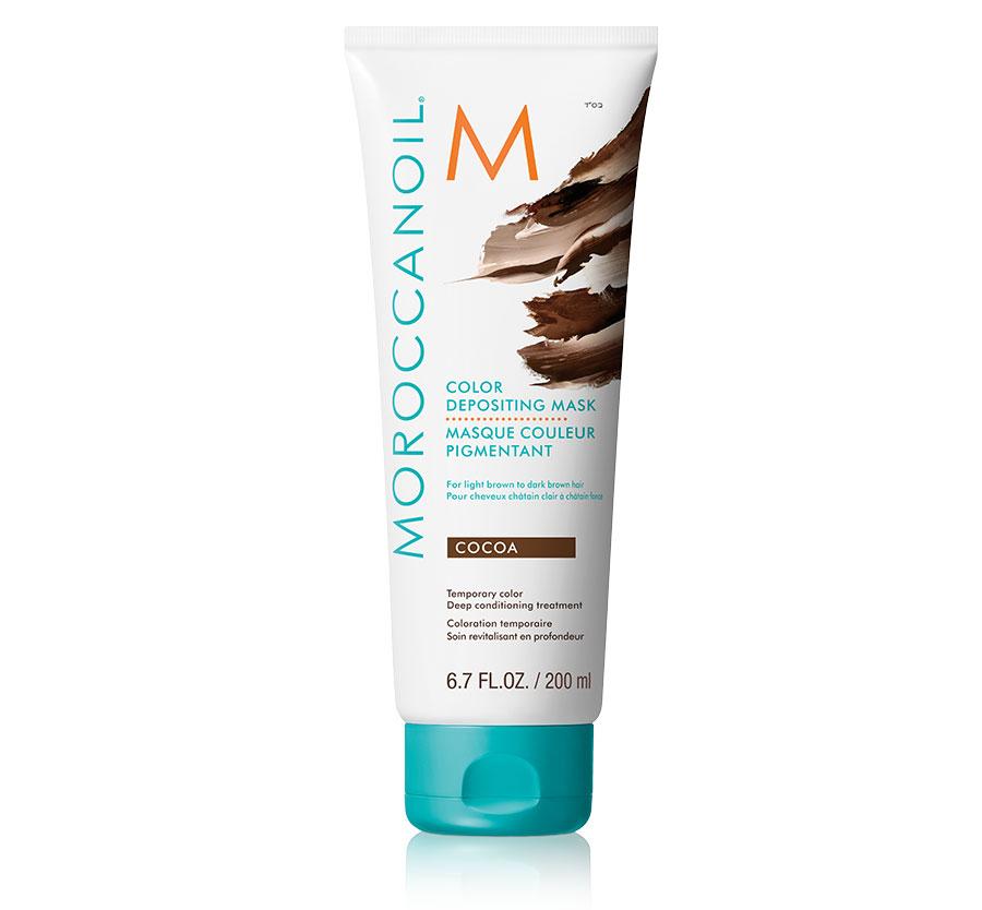 Cocoa Color Depositing Mask 6.7oz Moroccanoil