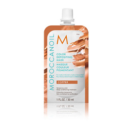 Color Depositing Mask Copper 1oz Moroccanoil