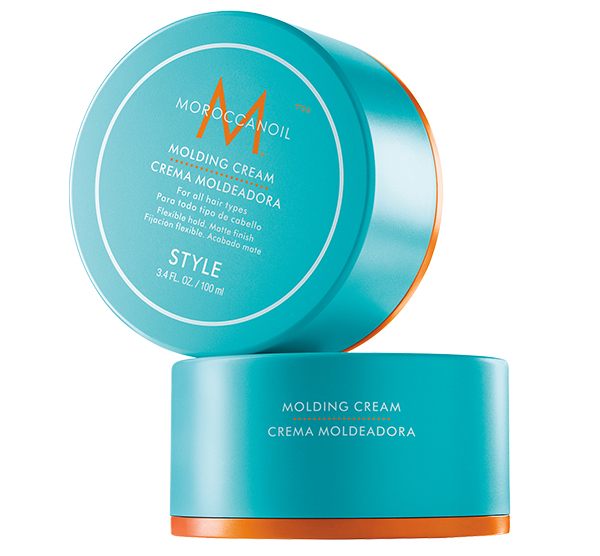 Molding Cream 3.4oz For short cuts and long layers